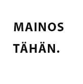 MAINOS TÄHÄN